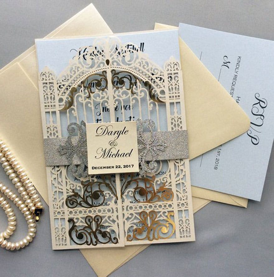 Disney Wedding Invitation: Disney Wedding Ideas: 27 Ways To Add Disney Charm To Your Day