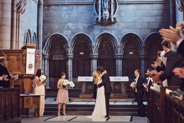Lauren and Ian's Real Wedding | Confetti.co.uk