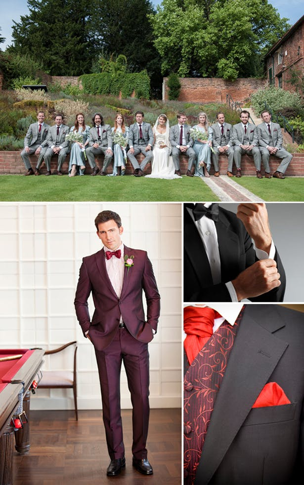 Wedding Menswear | Confetti.co.uk