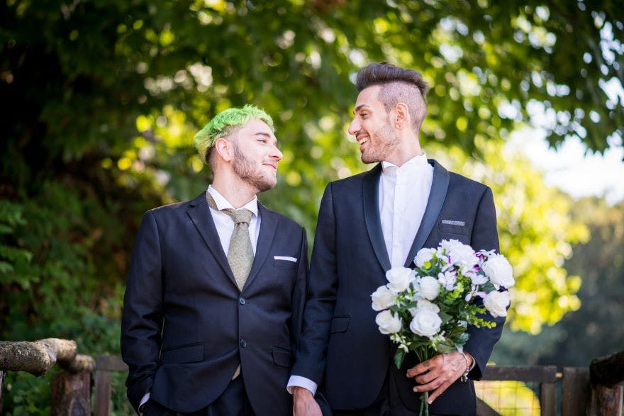 gay-couple-getting-married-outdoors