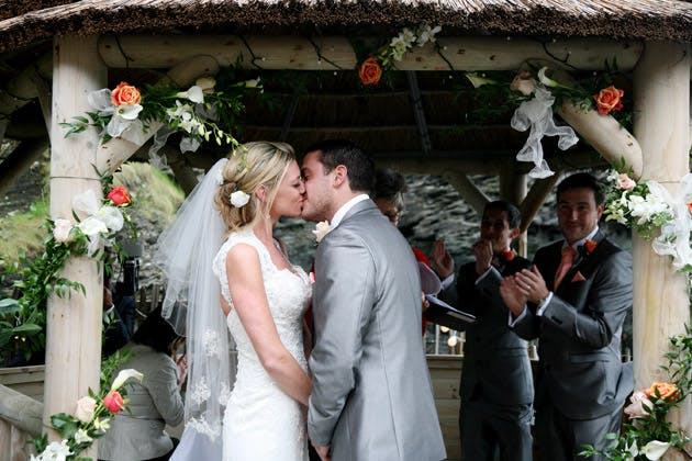 Lisa and Ben's Real Wedding | Confetti.co.uk