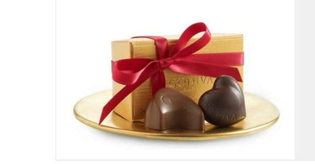 Alternative favours Godiva Chocolates | Confetti.co.uk