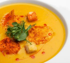 Beales Gourmet squash soup | Confett.co.uk
