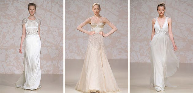 Jenny Packham Collage