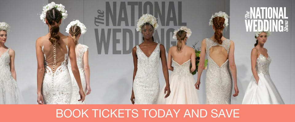 The National Wedding Show Returns To Manchester This Spring Bring Groom And Bridal Party Meet Hundreds Of Specialists Under One Roof