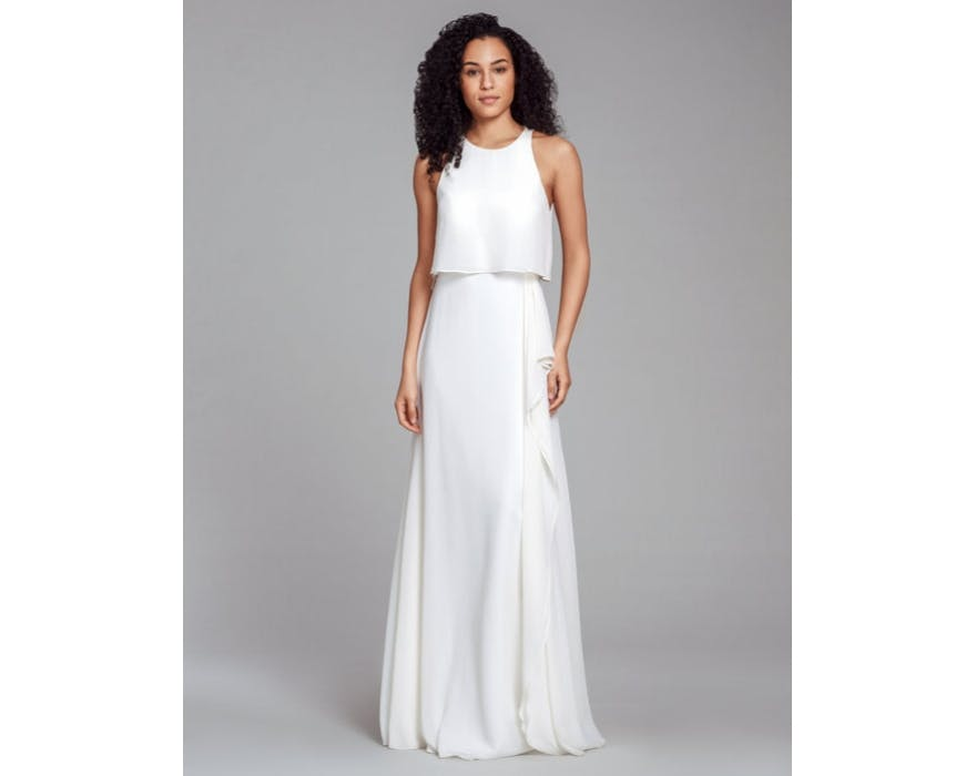 ed92f58e7ea4 White Bridesmaid Dresses: Chic Picks for Your Girls