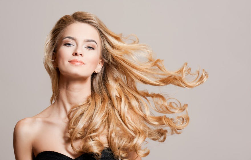 Hairstyles for guests with long hair | Confetti.co.uk