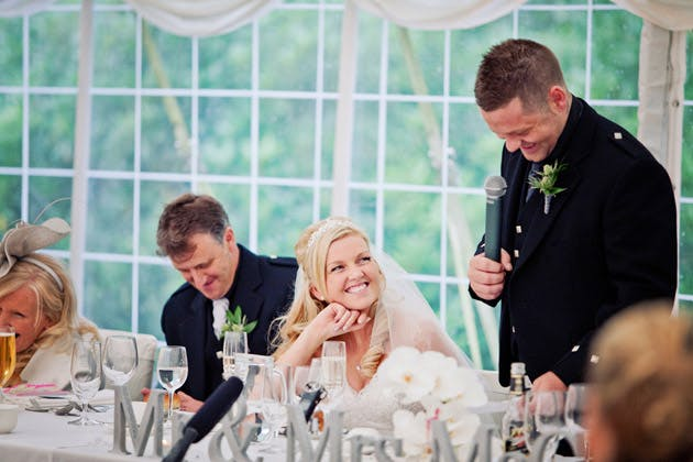 General Jokes and One-liners For Wedding Speeches at Confetti