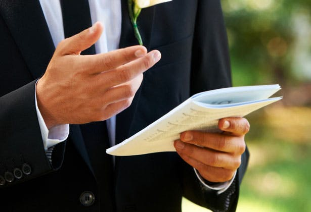 Traditional Best Man Speech Format And Examples Of What To Include