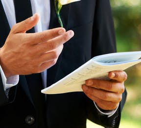 purpose of best man speech