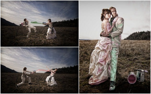 Kyle Perison Bride and Groom Marriage Photography