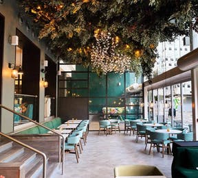 The Lampery Unique London Wedding Venue - Stylish London Restaurants - British London Restaurant Wedding Venue | Confetti.co.uk