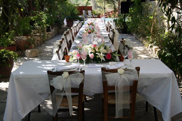 Vasilias Wedding Venue Cyprus