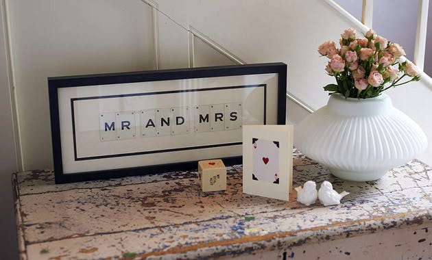 Wedding Frame Gift by Prezola