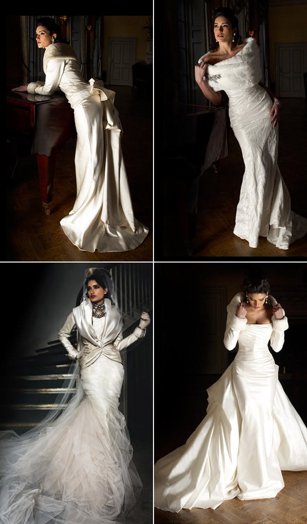 Angelina Colarusso Gowns & Wraps