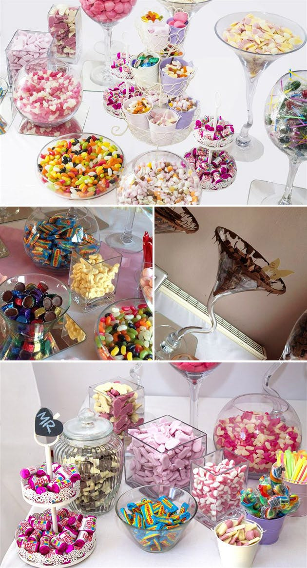 Candy Buffets by Pick a Treat