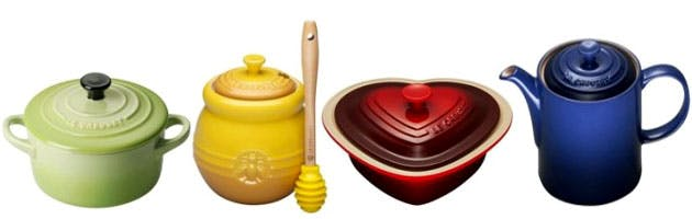 Creuset Cookware by Prezola