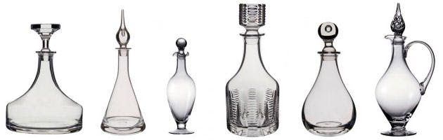 Dartington Decanters by Prezola
