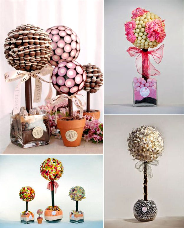 Sweet Trees Favous and Centrepieces