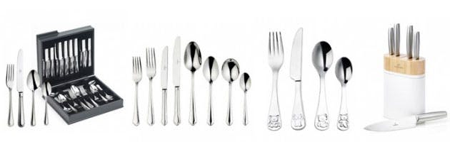 Viners Cutlery by Prezola