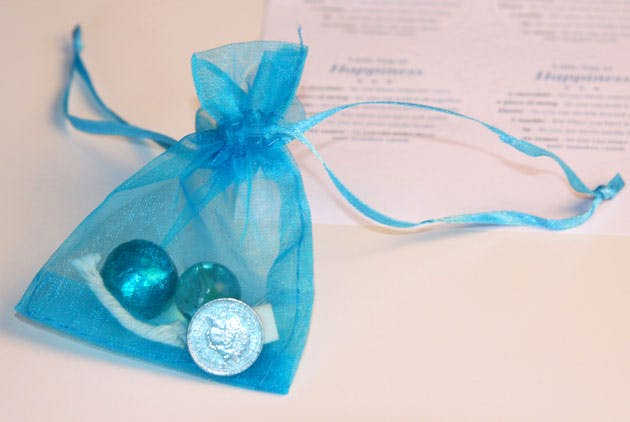 Little Bag of Happiness Favour Tutorial