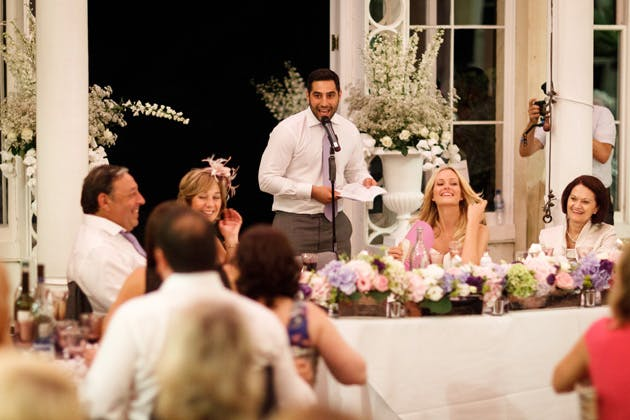 Cassandra & Stephen's Real Wedding by Douglas Fry Photography