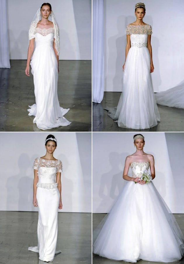 Marchesa Fall 2013 Bridal Collection