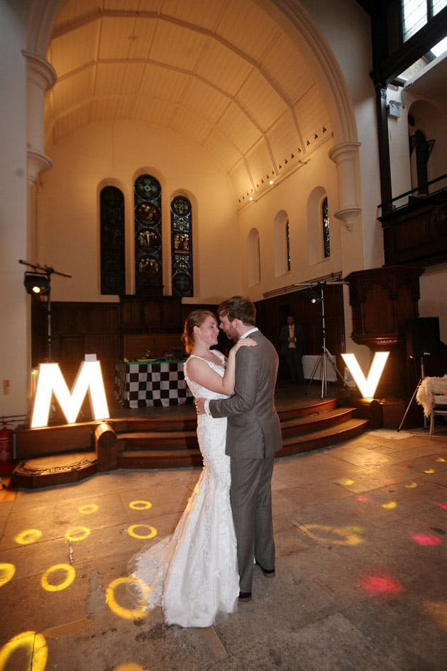 Vicky & Martin's Real Wedding by Theme Works