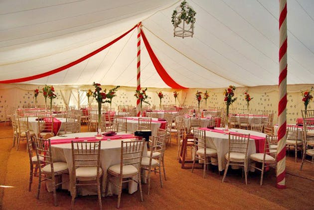 How To Decorate Your Wedding Marquee Confetti Co Uk