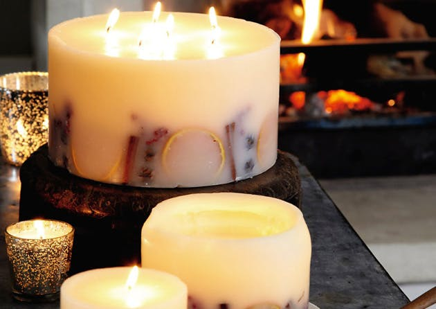 The White Company Candles at Prezola