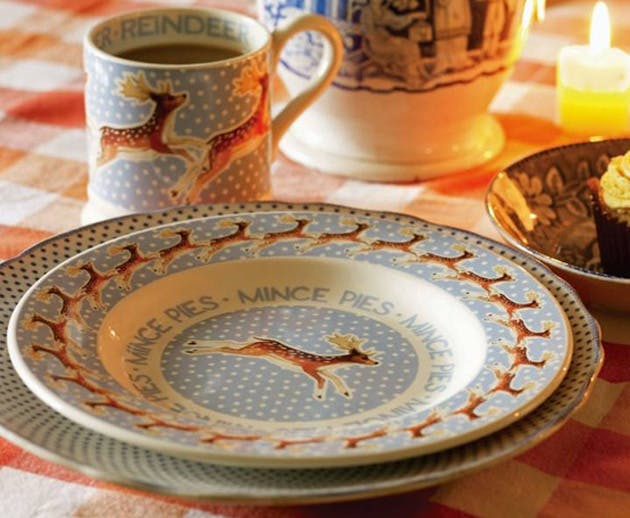 Emma Bridgewater Snowstorm China at Prezola