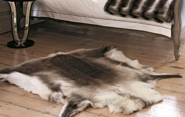 Graham&Green Raindeer Rug at Prezola