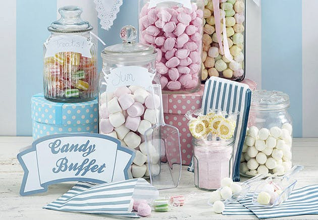 Candy Buffet Kit at the Confetti Shop