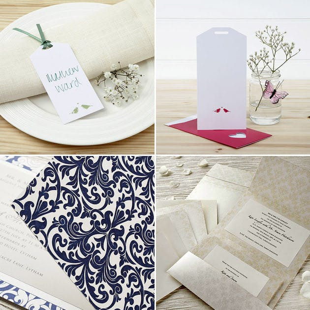 DIY Wedding Stationery at the Confetti Shop