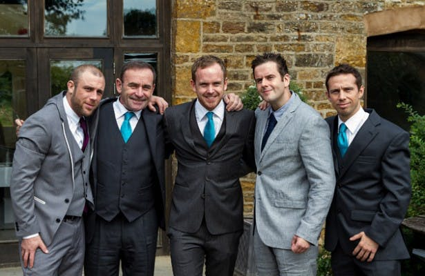 Groom and Groomsmen | Confetti.co.uk