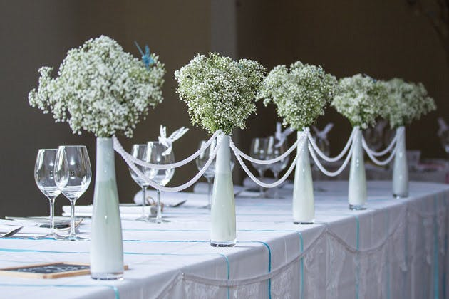 Top Table Decorations