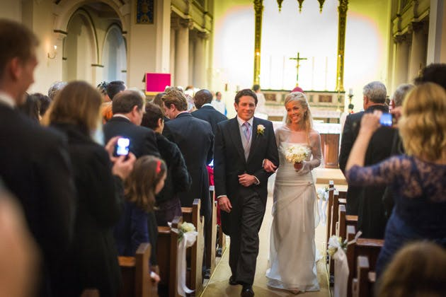 Ruth and Toby's Real Wedding | Confetti.co.uk