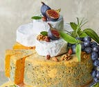 Cheese wedding cake by Marks and Spencer | Confetti.co.uk