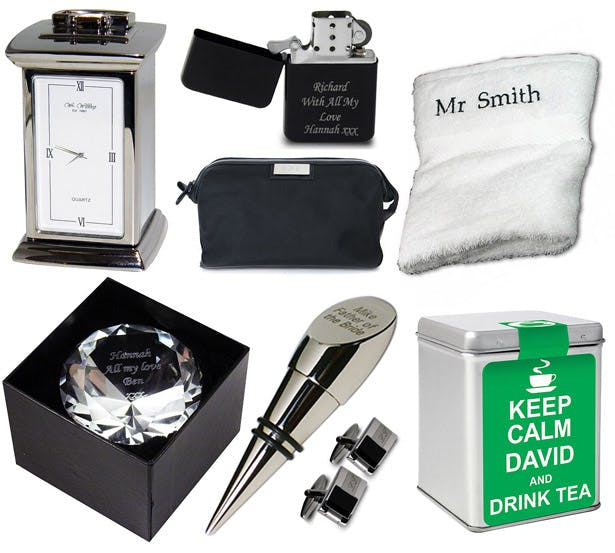 Favours And Wedding Gifts For Men Confetti