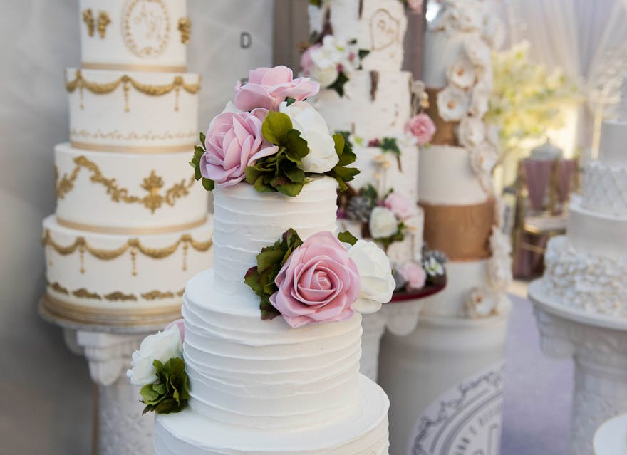 The Inspired Bakes Gallery at The National Wedding Show | Confetti.co.uk