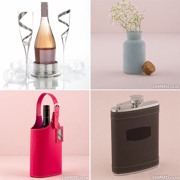 Flasks, Bottles and Wine Carriers as Christmas Gifts | Confetti.co.uk