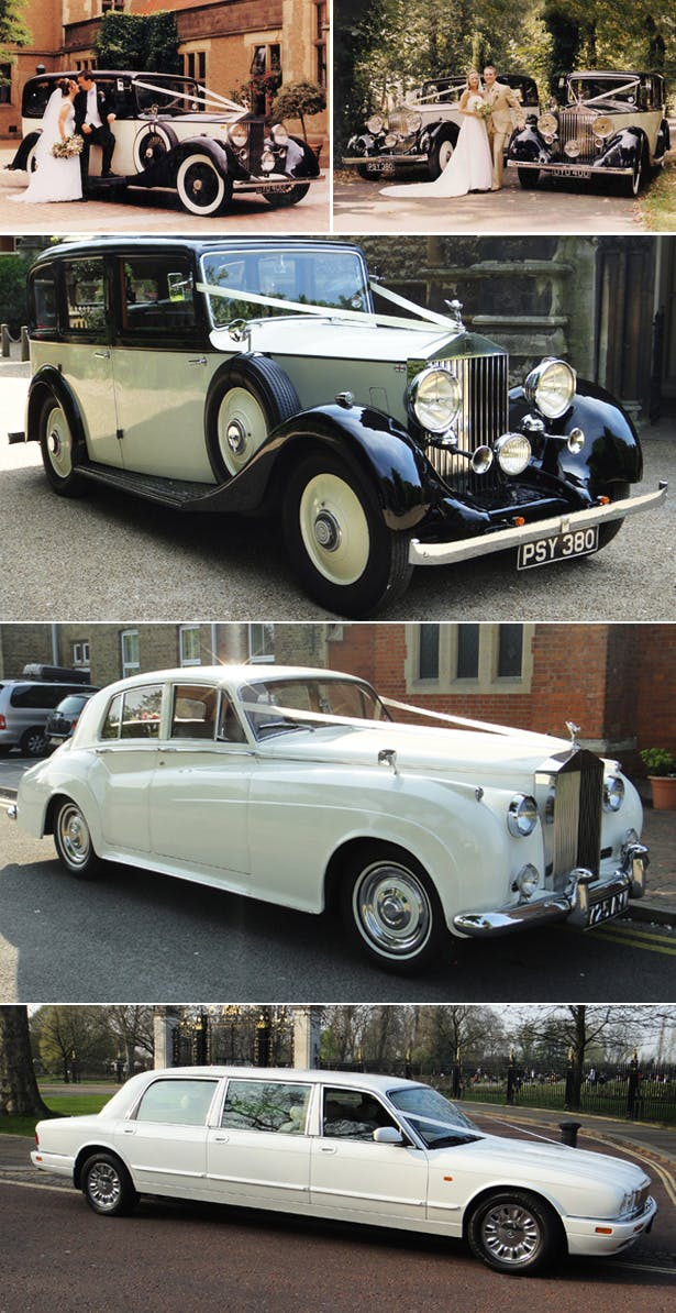 Elegance Wedding Cars and Transport
