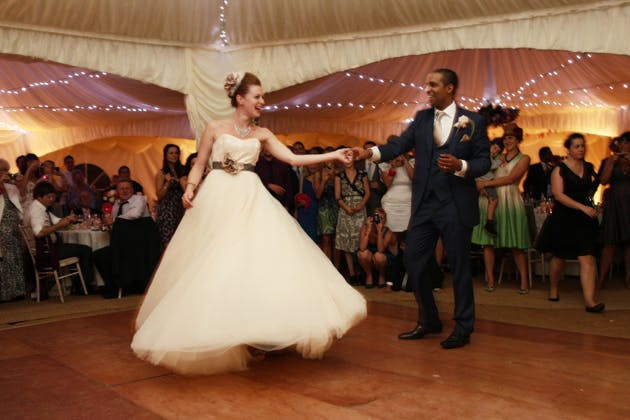 Real Wedding - Amadu and India First Dance