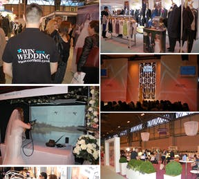National Wedding Show VIP area and more