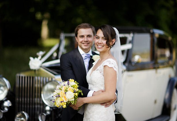 Anna and Jack's Real Wedding