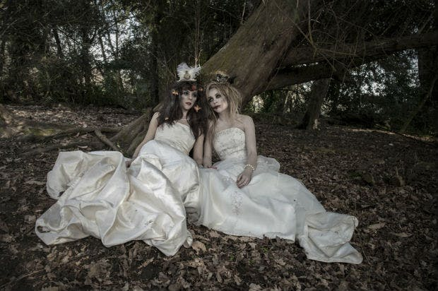 Zombie Brides by Halo and Hobby