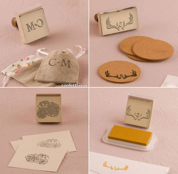Personalised Favour Stamp