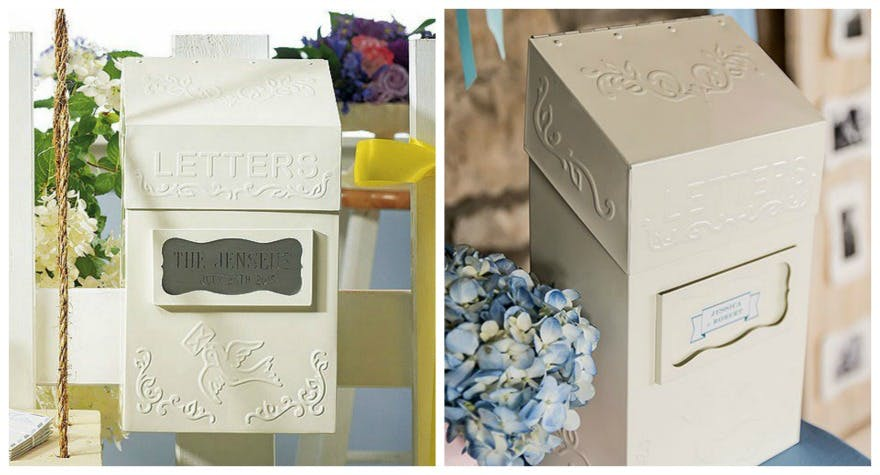 Letter Box Or Wedding Post