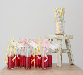 Colourful Straws | Confetti.co.uk