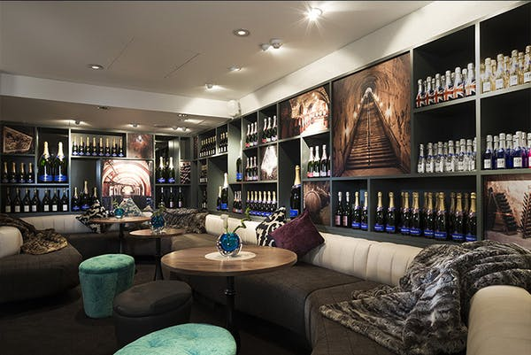Voltaire Champagne Bar London